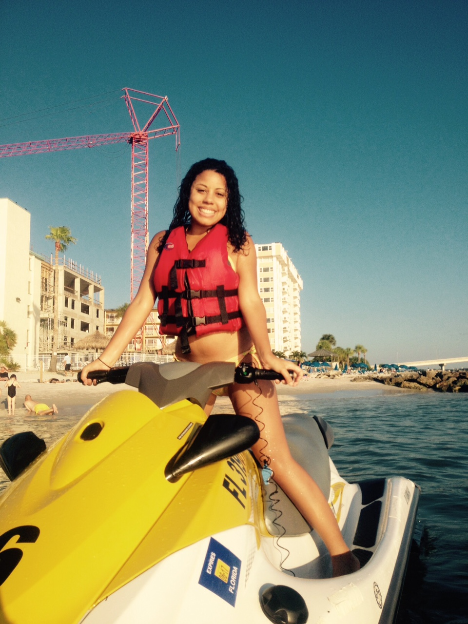 Jet ski rentals, Clearwater beach - Travel Agent Diary